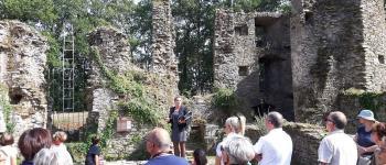 Visite décalée, château à vendre ! Herbignac