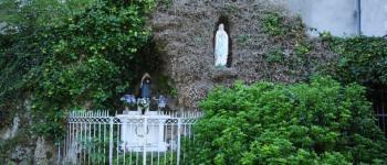 Visite de l\église et de la grotte Saint-Vital Saint-Viaud