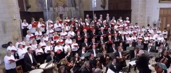 Concert de l'Ensemble chœur et orchestre Paul Kuentz Vannes