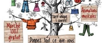 25e édition gratiféria, marché 100 % gratuit Lorient