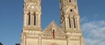 Visite de l\église de la Trinité Machecoul-Saint-Même