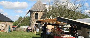 Marché festif de producteurs locaux au Moulin-Neuf Vigneux-de-Bretagne