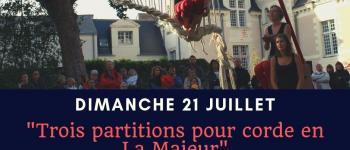« Trois partitions pour corde en La Majeur » Saint-Nazaire