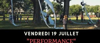 « Performance » Brandy Leary Saint-Nazaire