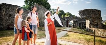Visites guidées «Les Essentiels» au château médiéval Oudon