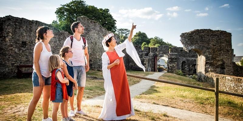 Visites guidées «Les Essentiels» au château médiéval