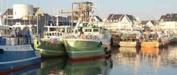 Visite du port de La Turballe La Turballe