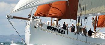 Balade en Mer sur le thonier Biche Lorient