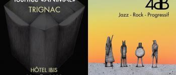 4dB - Progressif Jazz Rock Trignac
