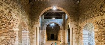 Visite nocturne du site de l'abbatiale Déas Saint-Philbert-de-Grand-Lieu