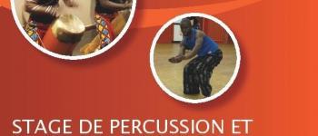 Stage de danse et percussion africaine congolaise Nantes