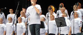 Les Gabiers d'Artimon animent les Halles de Merville Lorient
