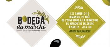 Animation « Bodega du marché » Nantes