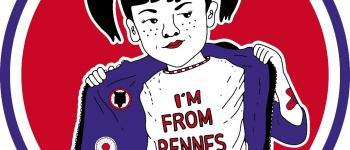 I'm from Rennes : Biergarten (jour 1) Rennes