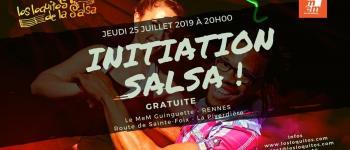 Initiation à la salsa. Gratuit Rennes