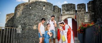 Rallye photos familial au château médiéval d'Oudon Oudon