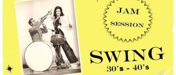 Jam swing 30\s-40\s avec David Avrit Nantes
