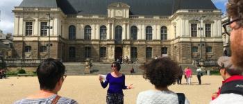 Visite en poésie du centre historique de Rennes Rennes