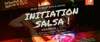 Initiation à la salsa Rennes