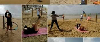 Cours de gym, aqua gym et hata-yoga La Baule-Escoublac