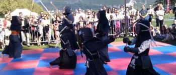 Kendo : art martial japonais dit escrime japonaise Nantes