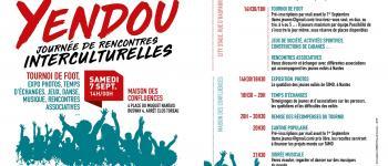Yendou : journée de rencontres interculturelles Nantes