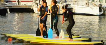 Séance de paddle : initiation, perfectionnement, balade Lorient