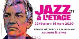 Jazz à l'Étage festival #11 Rennes