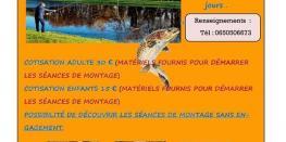 Club des pêcheurs à la mouche du pays de Morlaix. Morlaix