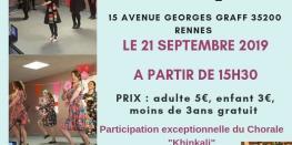 Chansons, danses ... Rennes