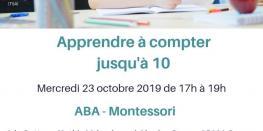 Apprendre à compter jusqu'à 10 Rennes