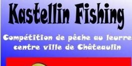 Concours de pêche au leurre Châteaulin