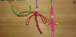 Atelier bracelets et porte-clés La Turballe