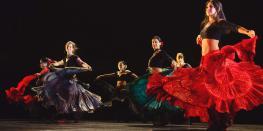 Troupe American Tribal Style - Danse orientale semi-improvisée Rennes