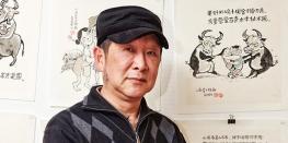 Rencontre avec le dessinateur chinois Li Kunwu Brest
