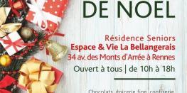 Marché de Noël Rennes