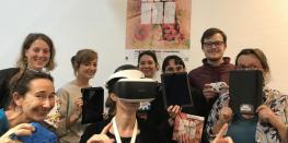 Mois du Multimédia à la médiathèque de Vitré : Découverte du casque VR Vitré