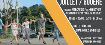 Initiation danses bretonnes Saint-Brieuc