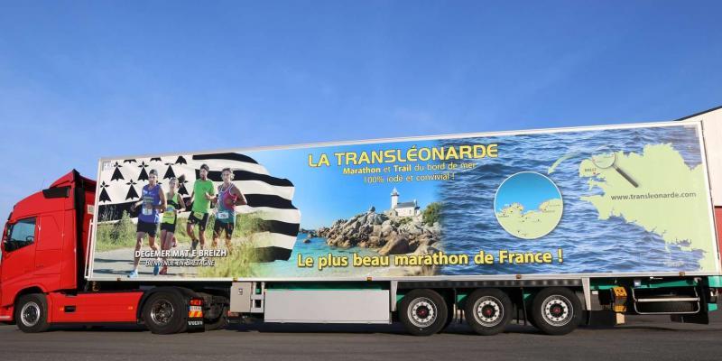 La Transléonarde - Le marathon du bord de mer