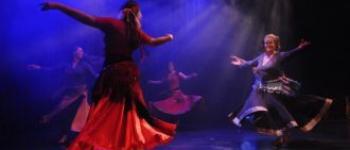 Stage de danse orientale- Métissage des Arts Dinard