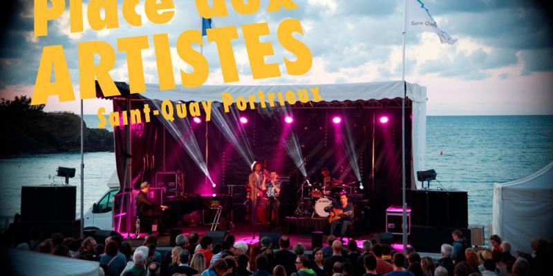 Festival Place aux Artistes - Folk Blues Caravan