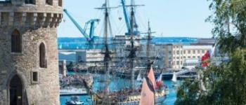 Visite guidée \le charme du Brest d\avant-guerre\ Brest