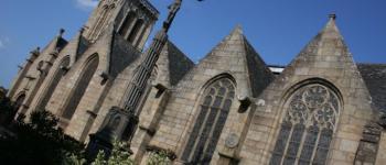Visite guidée de l\église St-Jean-du-Baly par la SPREV Lannion