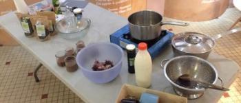 Cuisine sucrée aux algues Plouguerneau
