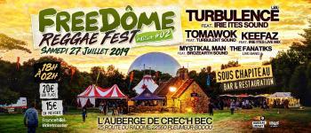 Freedôme Reggae Fest #2 Pleumeur-Bodou
