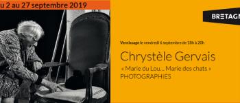 Galerie d\expostion l\Invantrie - expostion de photos \Marie du Lou... Marie des chats\ Montauban-de-Bretagne