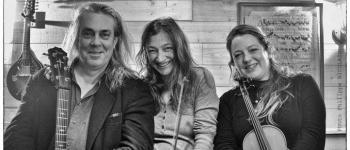 Trio Quéméner/Léon/Hayes - Concert Trégastel