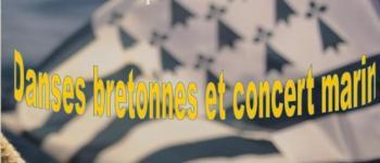 Spectacle celtimarine / cercle korollerien et groupe gwen aod de bénodet Bénodet