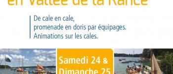 Fête des Doris en Vallée de la Rance - De Cale en Cale 2019 : Départ de La Richardais La Richardais
