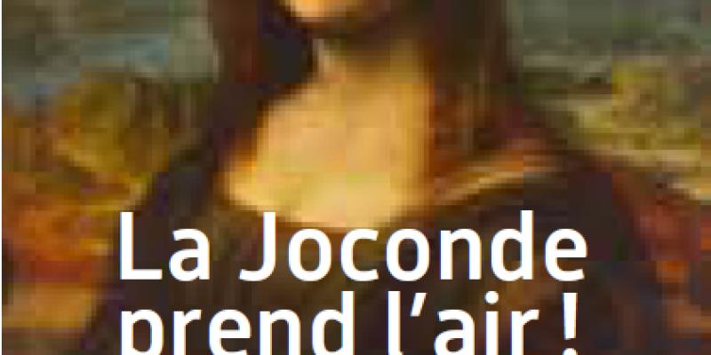 La Joconde prend lair à Quessoy